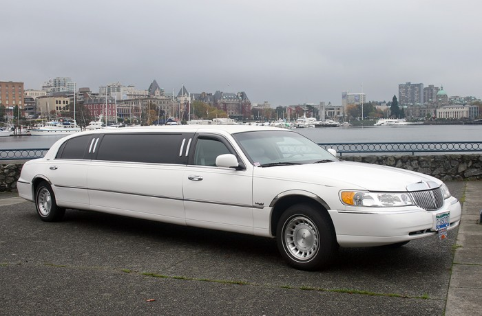 9 Passenger Stretch Limo